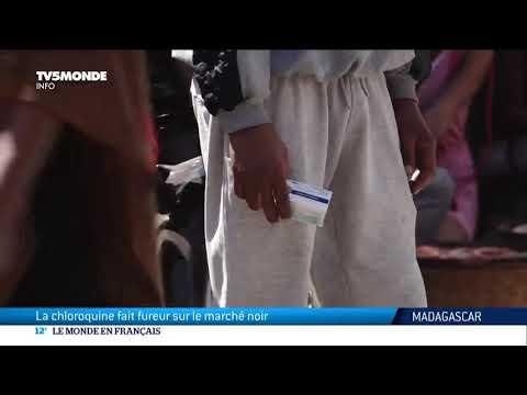 Madagascar: des médicaments en vente au marché noir