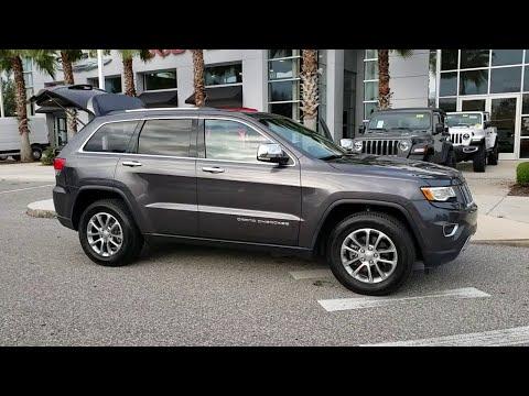 2016 Jeep Grand Cherokee Orlando, Deltona, Sanford, Oviedo, Winter Park, FL CN675011A