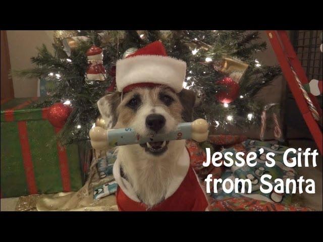 Jesse's Christmas Webisode: Santa's Gift