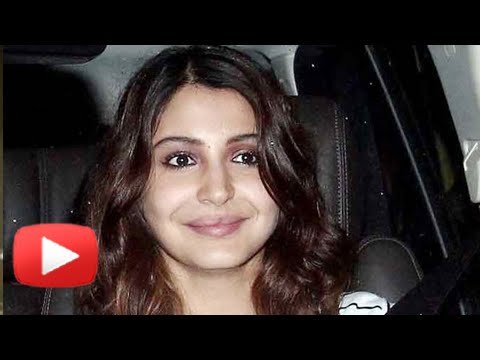 Hot Anushka Sharma Flaunts Her UGLY Lips Ewww!!