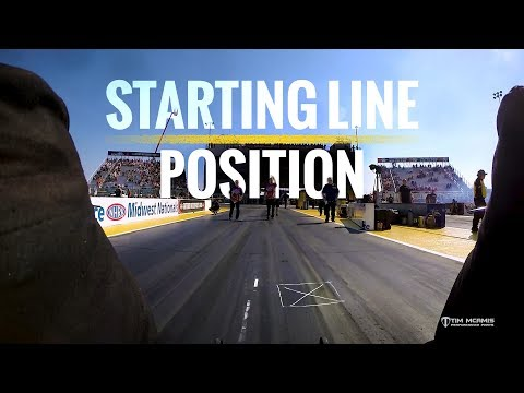 Starting Line Position