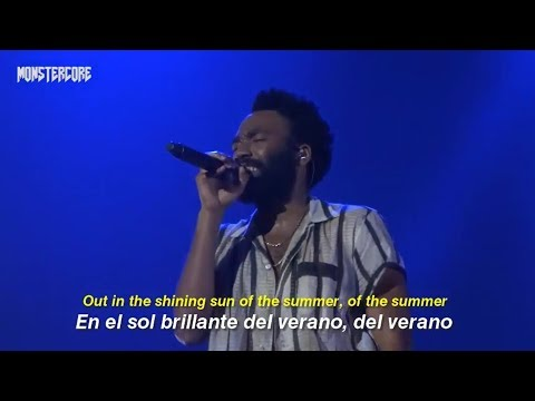 Childish Gambino - Summertime Magic (Español/Lyrics)