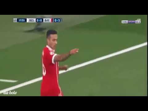 Download Besiktas vs Bayern Munich (1-3) All Goals UCL 14/3/2018HD