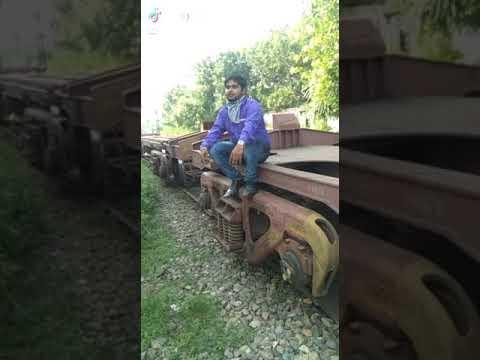 tere-naam-on-railway-track-punjab-||-vk-raj-||-vk-music-center