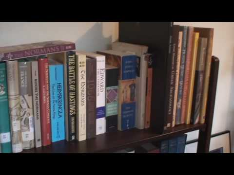 Lars Brownworth's Byzantine Book Collection