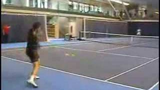 Andy Murray - Forehand Training in Slow Motion