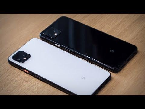 Google Pixel 4 und Pixel 4 XL: Die neuen Google-Smartphones im Hands-On | CHIP