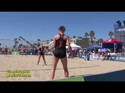 Claes/Hughes(USC) vs Martin/Cannon (USC) 5/13/17