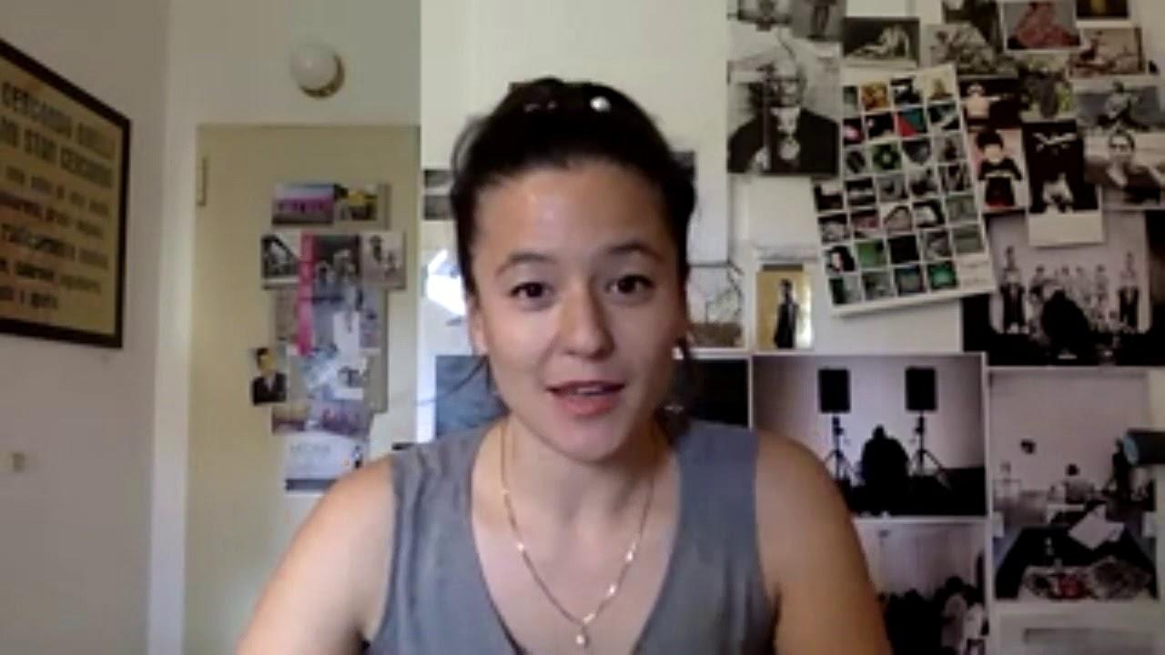 VOCE AGLI ARTISTI: MASAKO MATSUSHITA