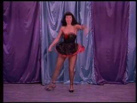 Betty Page a House rockin' Part one