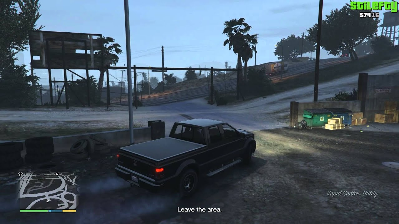 how to get to mission 39 gta 5