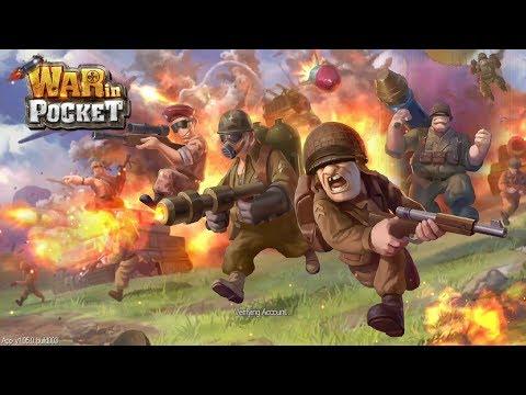 War In Pocket - Вторая Мировая Война на Андроид!  Классная игра для Android 2019 года
