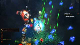 Diablo 3: Witch doctor getting the Key of Destruction (inferno, monster power 3)