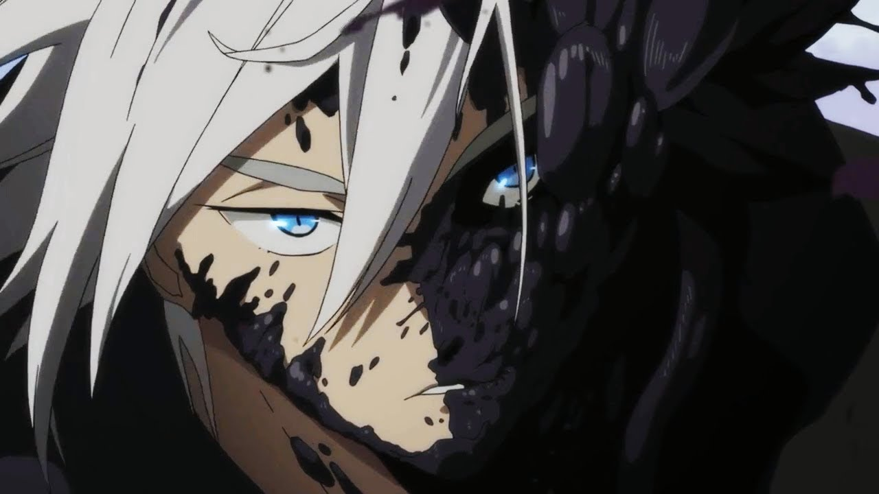 Top 10 action comedy supernatural anime