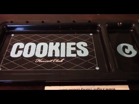Cstv Product Review Cookiessf Cookies Rolling Tray