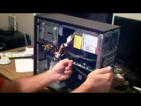 Tuto Comment Changer Une Carte Graphique D Un Pc Video Card