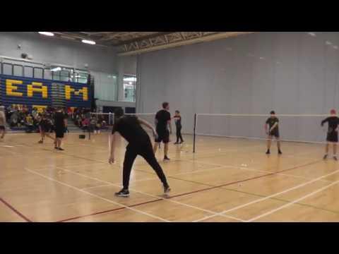 Sport Pedagogy Badminton Practical 1