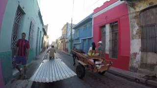 Куба, город Camaguey.