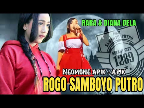 ngomong-apik-apik---rara-1289-feat-diana-dela---rogo-samboyo-putro---terbaru-live-gejek-2019