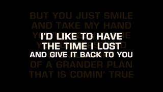 Rascal Flatts - Bless The Broken Road (Karaoke)