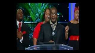 2012 PAW Convention (Pastor Jonathan Dunn - Keep My Mind)