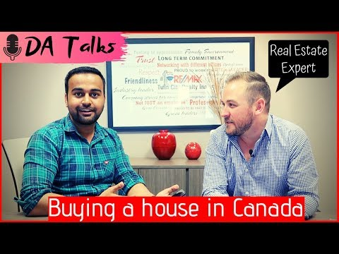 🇨🇦 Buying Your First Home - Real Estate In Canada | DA Talks