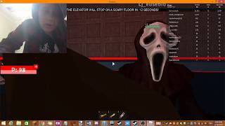 DO NOT PLAY ROBLOX SCARY ELEVATOR AT NIGHT TIME!!! *JUMPSCARES* (READ DESC)| clawkzYT