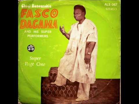 Download Chief Honorable Fasco Dagama & His Bolojo Super Performers - Super page One (1)