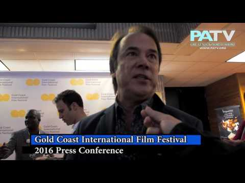 Gold Coast International Film Festival - Press Conference