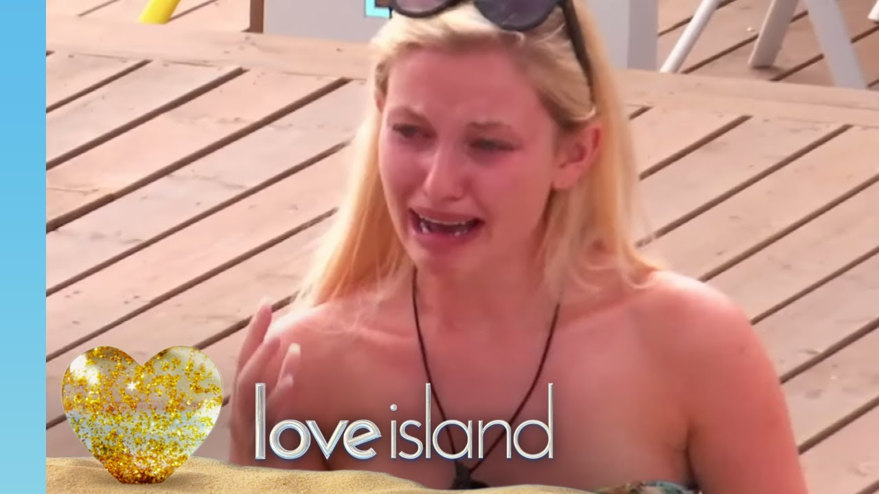 It's an Emotional Goodbye as Amy Decides to Leave the Villa | Love Island 2019 image