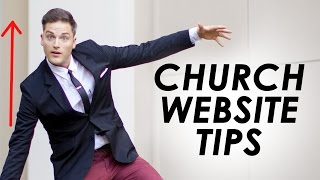 Church Website Tips (YouTube For Churches)