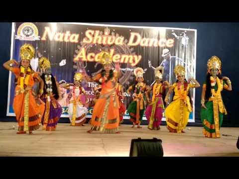 Sye Dance Academy. Nava Durga Dance .
