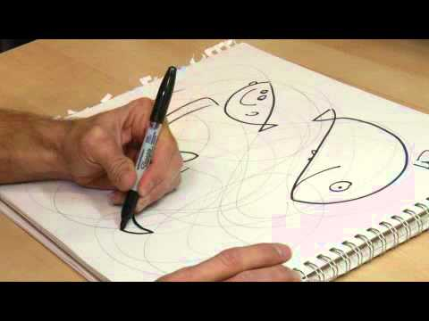 Scribble Drawing For Kids : Drawing activities for kids youtube
