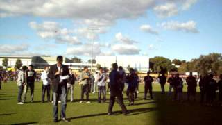 East Perth premiership players