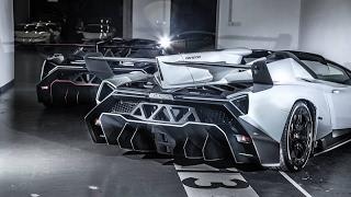 فضيحة سيارات لمبرجيني فينينو