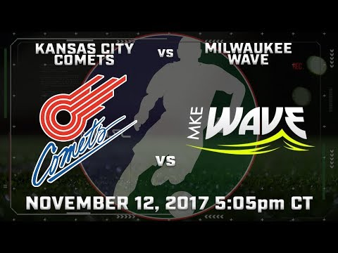 Kansas City Comets vs Milwaukee Wave