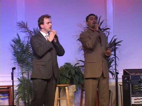 """THE FREEDOM SINGERS  """"BECAUSE HE LIVES"""" with Pastor Jim Clark"""