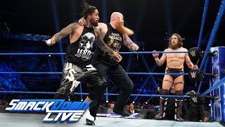 The Usos vs. Daniel Bryan & Rowan – SmackDown Tag Team Title Match: SmackDown LIVE, May 7, 2019