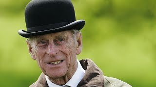 ITV News coverage of gun salutes across UK to mark death of Prince Philip