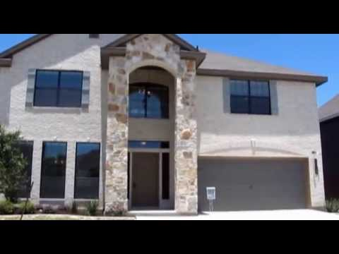 Yowell Ranch Community New Homes Killeen Tx 3268 Floor