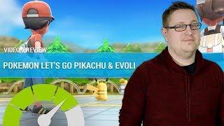 POKEMON LET'S GO PIKACHU & EVOLI : Notre avis après 3 heures de jeu | PREVIEW