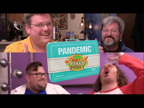 We Survived (The) Pandemic (A Night To Remember) | Beer and Board Games |
