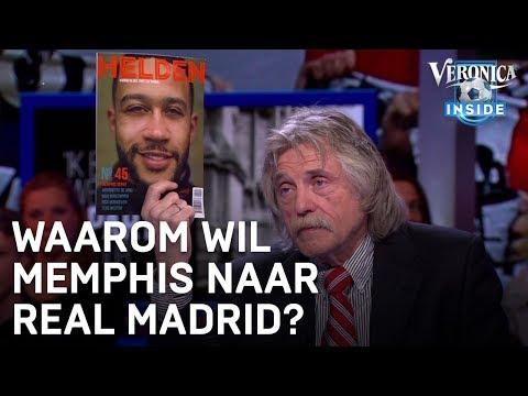 'Memphis wil naar Real Madrid vanwege het tenue' | VERONICA INSIDE