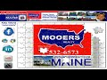 Farm Land In Maine For Sale | Pasture, Woods, Waterfront MOOERS REALTY  #8760