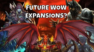 Possible Future WoW Expansions? - (A Discussion)