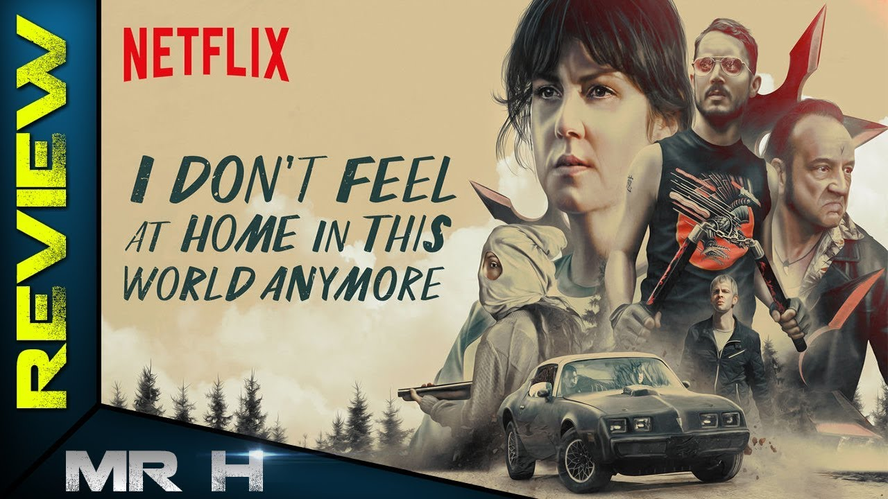 I Don't Feel At Home In This World Anymore REVIEW - Dark Comedy Perfection