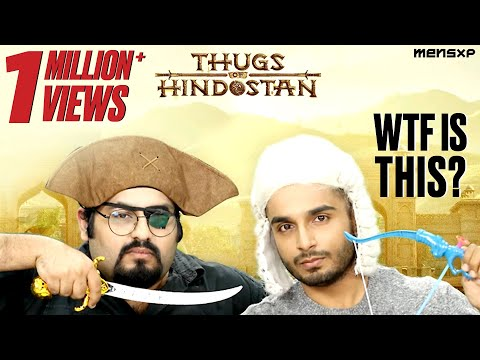 MensXP: Honest Thugs Of Hindostan Review | What Zain & Shantanu Thought Of Thugs Of Hindostan
