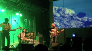 "JEFF The Brotherhood ""Black Cherry Pie"" 956 Music Channel"