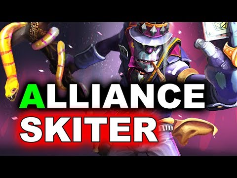 ALLIANCE vs SKITER(EVIL) - SUPERMAJOR! - EU Quals DOTA 2
