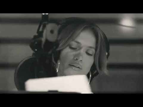 JENNIFER LOPEZ REHEARSES 'LIMITLESS' IN-STUDIO